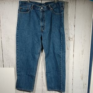 Levi's 550 Relaxed Fit Jeans 42x30